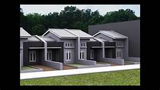 Model Rumah Ruko Minimalis