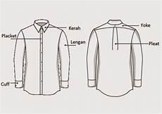 Belajar Retail Fashion 6 Bagian Penting Pada Kemeja