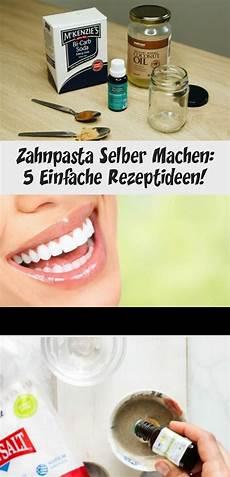 Zahnpasta Selber Machen Zahncreme Selber Machen