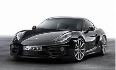 Lastcarnews Official 2016 Porsche Cayman Black Edition