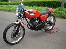 Cb Classic Modif by Modifikasi Motor Classic Honda Cb 100 1973 Ape Racer