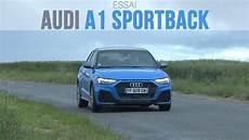 Essai Audi A1 Sportback 40 Tfsi S Tronic S Line 2019