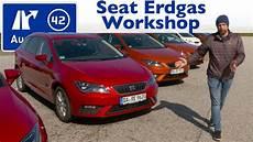 2018 Seat Erdgas Workshop Cng Tgi