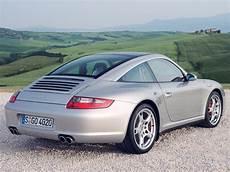 Porsche 911 Targa 4s 997 2006 2007 2008