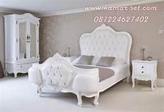 Harga Tempat Tidur Set Putih Set Ranjang Syahrini Terbaru