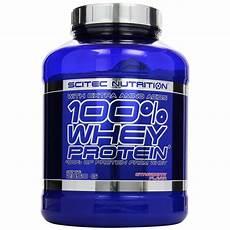 100 whey protein pulver 2350g scitec nutrition