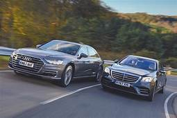 Used Test Audi A8 Vs Mercedes S Class  What Car
