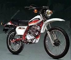 125 xls honda xl125sa l125s honda motorcycle xls 125 125 1980 belgium