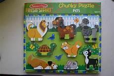 Puzzle Chungky Pet деревянная рамка вкладыш chunky puzzle pets doug