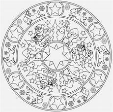 Malvorlagen Weihnachten Mandala Malvorlagen Mandala Weihnachten