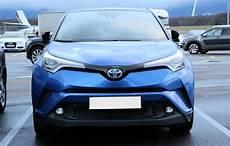 Dtails Des Moteurs Toyota C Hr 2016 Consommation Et Avis
