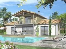 prix d une maison de 120m2 prix maison ossature bois 120m2 l habis
