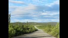 Top Of The World Highway Yukon Alaska