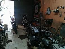 Bengkel Custom Motor by Bengkel Custom Motor Bandung Bless Tech Garage Lapak