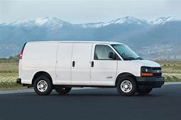 2020 Chevrolet Express Cargo Van Review Trims Specs And