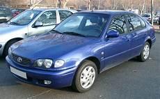 2000 Toyota Corolla Liftback E11 Pictures Information
