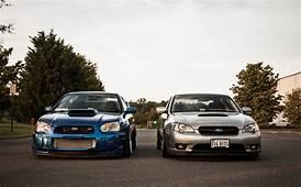 Subaru Legacy Impreza Wrx Sti Blue