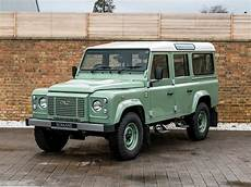 2015 used land rover defender 110 heritage grasmere green