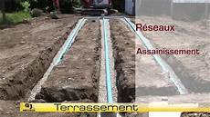 terrassement assainissement reseaux fosse septique