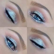 Augen Make Up Blaue Augen - 5 best eyeshadow colors for blue stylewile