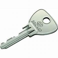 refaire une clé bricard bricard alpha