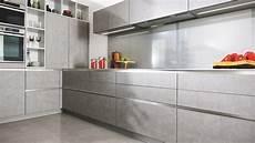 meuble cuisine sans poignée cuisine design douceur organique cuisine sur mesure sans