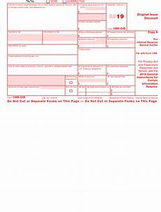 irs form 1099 oid download fillable pdf or fill online