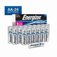 energizer ultimate lithium aa batteries 24 pack walmart