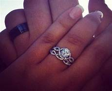 my dream wedding ring my dream wedding ring halo ring for engagement and smaller infinity add on ring for wedding