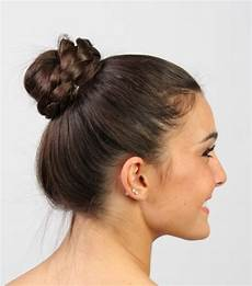 how to do the braided bun easy hairstyles muvicut hairstyles for