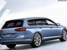 2015 Volkswagen Passat Variant Review