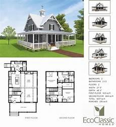 cottage living magazine house plans the hudson 2 bedroom 2 5 bath cottage country living