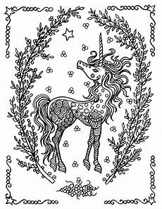 Malvorlagen Unicorn Versi Unicorn Coloring Pages Coloring Adults Instant Downloads