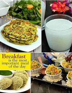breakfast is the most important meal of the day veg breakfast recipes