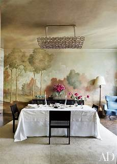 Wall Mural Home Design Ideas Photos Architectural Digest