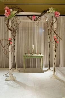 simple wedding alter indoor wedding altar ideas