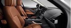 2019 jaguar f pace interior features jaguar cincinnati