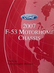 small engine service manuals 2007 ford f series engine control 2007 ford f53 motorhome chassis factory shop service manual wiring diagrams factory repair