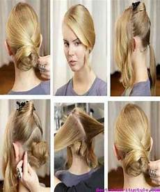 15 simple step by step hairstyles 15 simple step by step hairstyles bestcelebritystyle com