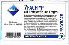 aral payback coupon aral heiz 246 l ritzerfeld gmbh co kg payback payback