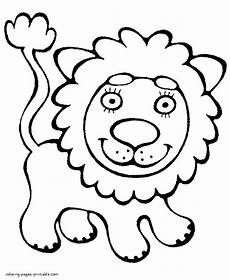 animals coloring pages for preschoolers 16870 preschool colouring sheets coloring pages printable