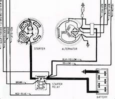 Alternator Wiring Ford Forums Ford Cars