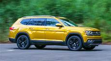 vw atlas reviews 2019 volkswagen atlas suv review vw swaps fahrvergn 252