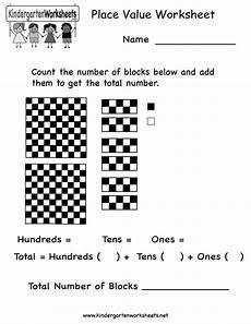 place value worksheets kindergarten 5166 place value worksheet free kindergarten math worksheet for