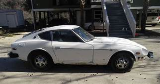 1976 Datsun 280Z Project Car Complete 4 Speed Same