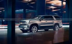 2022 Chevy Suburban Exterior  Newest Cars Design