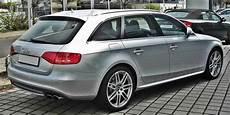 Audi A4 B8 Avant - rear spoiler audi a4 b8 avant s line look our offer