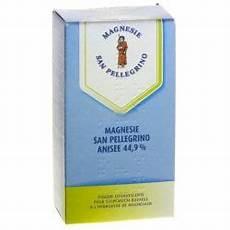 magnésie san pellegrino magnesia san pelligrino anis 233 e 90 powder for drinkable suspension