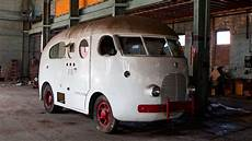 motorhome with the most beautiful motorhome of the 20th century this is