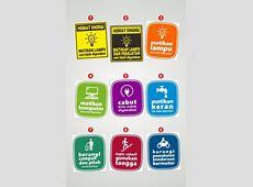 Jual stiker hemat energi matikan lampu sticker vinyl di